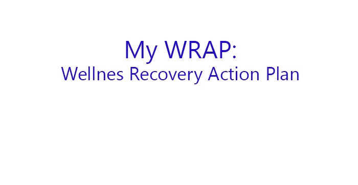 Wellness Recovery ActionPlans