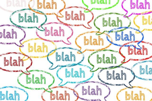 Why Do I KeepTalking?