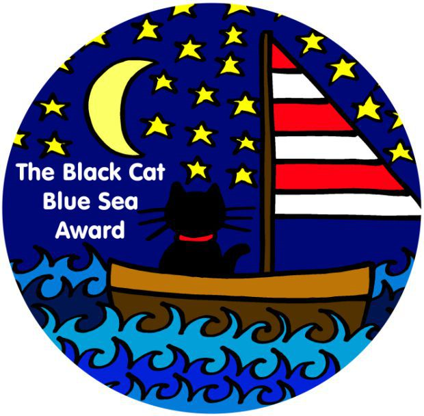 The Black Cat Blue Sea Award