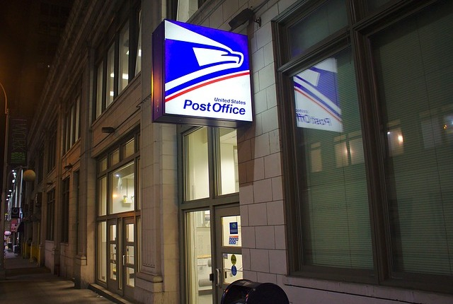 No, Not The Post Office