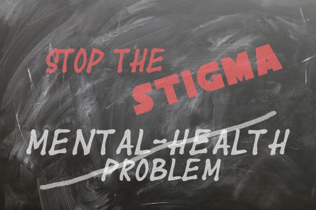 I Hate Stigma, It's Everywhere
