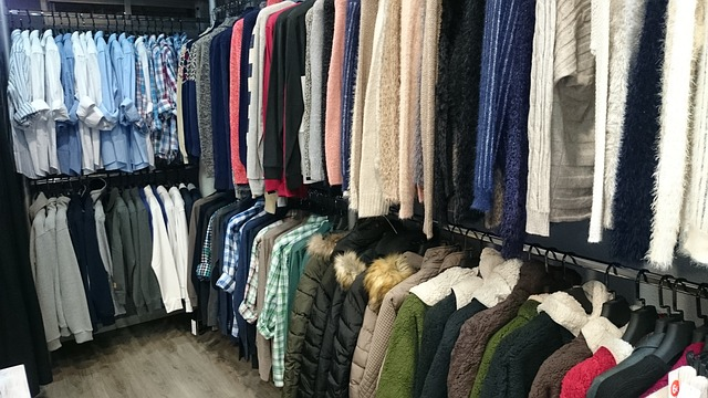 Finding Warmer Clothes